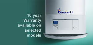 Samsian Ltd new boiler kent