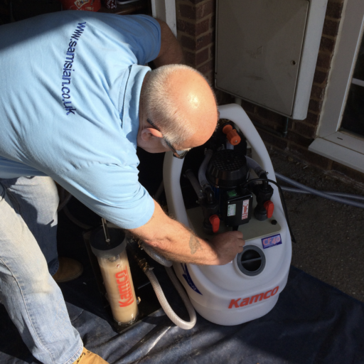 Powerflushing in Borough Green Sevenoaks