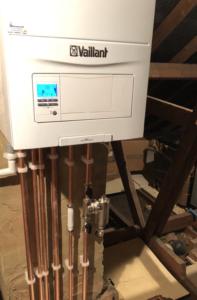 Boiler Install Samsian