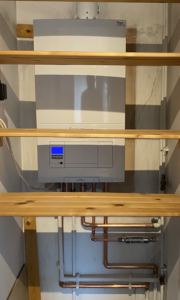 Boiler Intallation Samsian