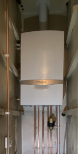Vaillant Boiler conversion