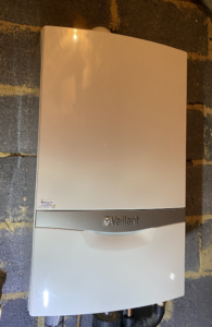 New Vaillant Boiler