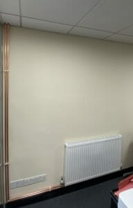 office radiator installer