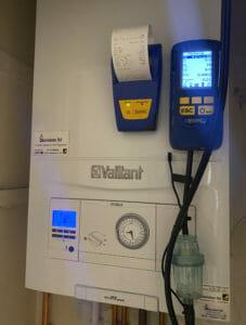 Vaillant boiler service maidstone