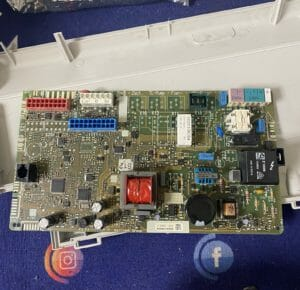 Vaillant circuit board repair sevenoaks