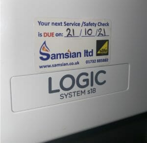 Ideal logic S Samsian