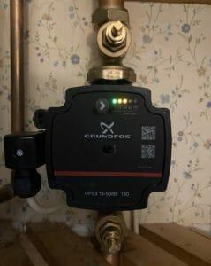 grundfoss pump sevenoaks