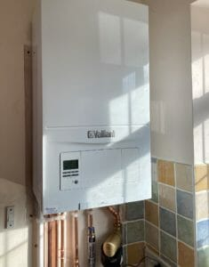 vaillant boiler installation tonbridge