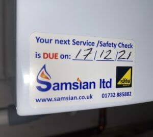 boiler service tips kent