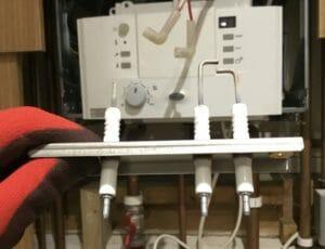 electrode set