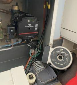 ups3 boiler repair
