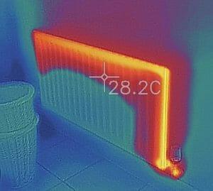 radiator infrared