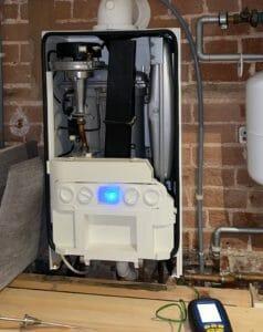 Sevenoaks boiler