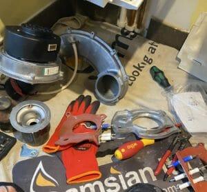 Worcester boiler repair sevenoaks